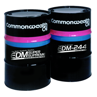 Commonwealth Oil Drums