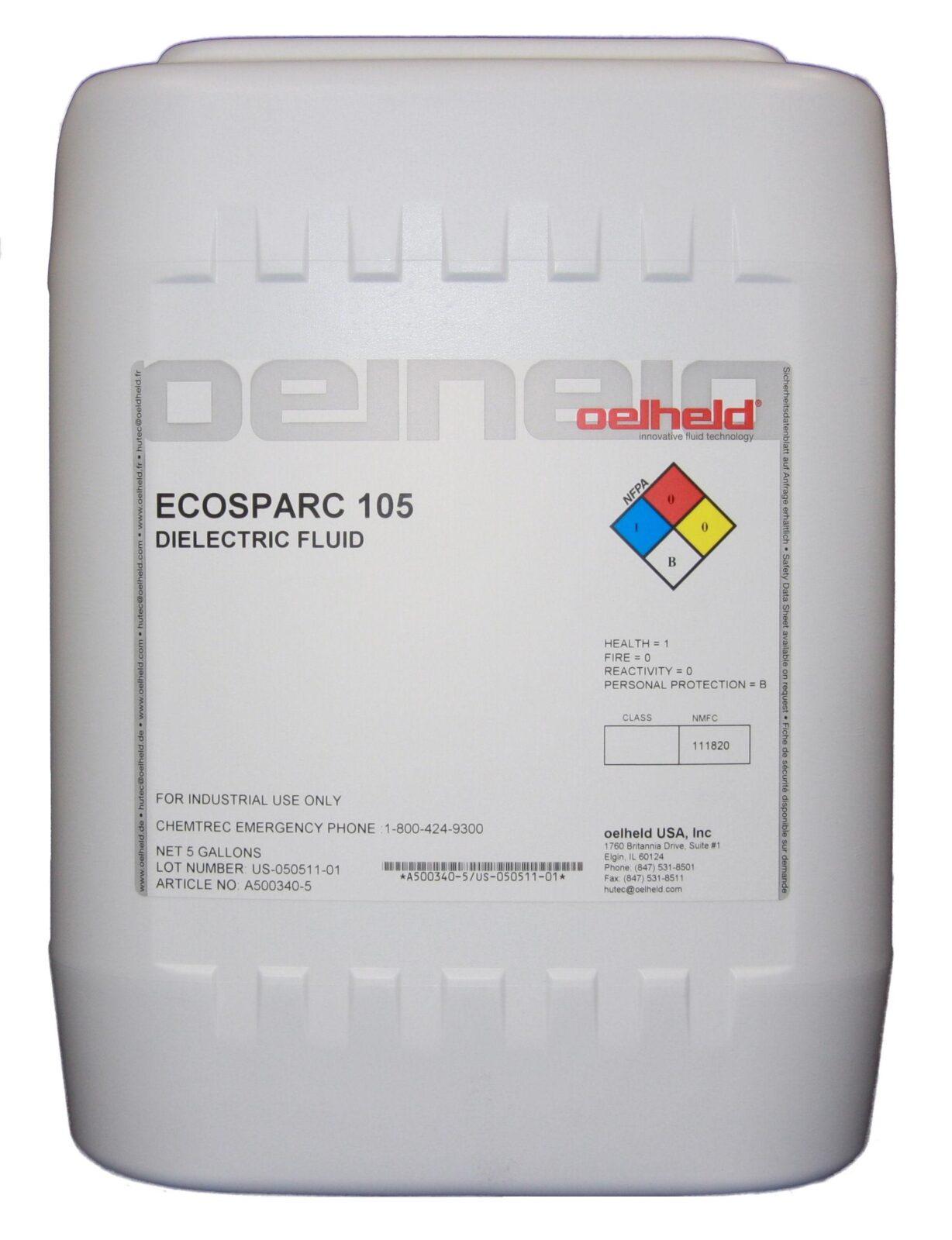 Oelheld Ecospark EDM Fluid